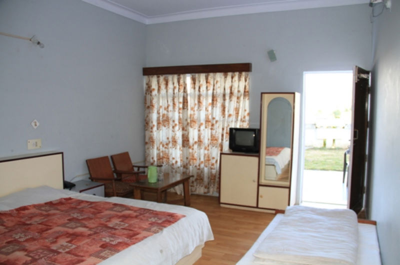 Hotel Sagar, Kausani   Four Bed Room